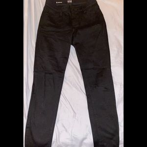 Black High Waisted Jegging
